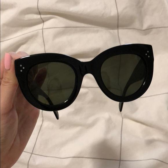 7f0187ccff8 Celine Accessories - Celine Cat Eye Sunglasses